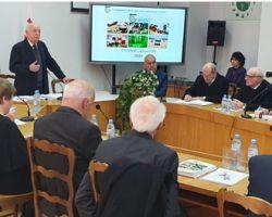 საქართველოს სოფლის მეურნეობის მეცნიერებათა აკადემიის საერთო კრება