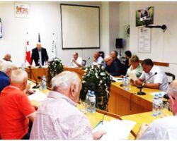 მრგვალი მაგიდა ეროვნული კოორდინატორების მონაწილეობით