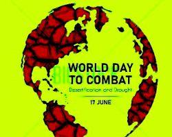 17 ივნისი გაუდაბნოებისა და გვალვის წინააღმდეგ ბრძოლის მსოფლიო დღე